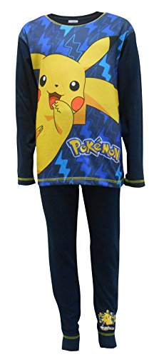 Pokemon-Big-Pikachu-Pijamas-para-nios