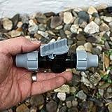 Nutlock Ventil16 mm für die Gartenbewässerung
