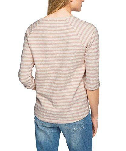ESPRIT Damen Sweatshirt Mehrfarbig (NUDE 685)