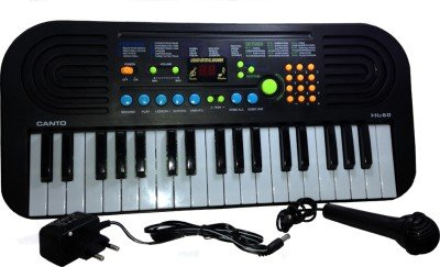 Canto 8901860510253 37 Key Piano Keyboard With