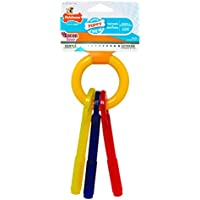 Nylabone N220P Puppy Teething Keys - Small