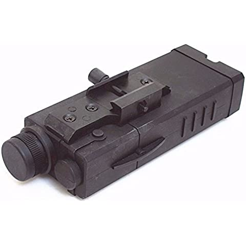 AS9 CamShot CYMA C.69 MP5 PEQ Style Battery Case Box Black CY-C69 for Tokyo Marui, ICS, Classic Army, G&G, G&P, STAR & Other AEG Brand by