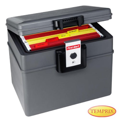 first alert dokumentenbox Große Dokumentenbox 17,6L - (370157)