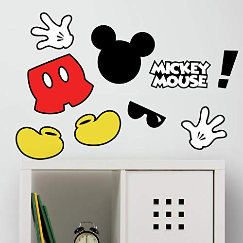 RoomMates - Disney Mickey Maus Symbole