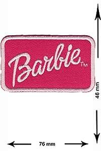 Patches - Barbie - Patches - iron on- Applique embroidery - Écusson brodé