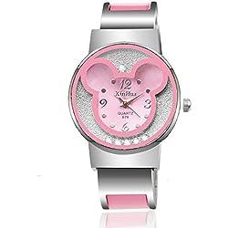 Frauen, Quarzuhren, Armbanduhr,Mode, Persönlichkeit, Freizeit, Outdoor, Metall, W0547
