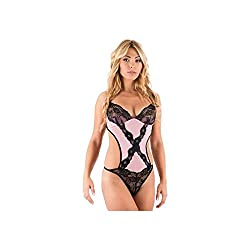LIPS AND CHERRY Damen Berlín Pink Formender Body, S/M