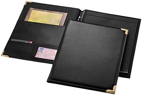 Portfolio A4 - solido nero
