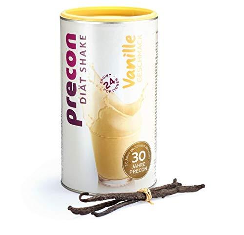 Precon BCM Diät Shake zum Abnehmen - Vanille - 24 Portionen (480 g)