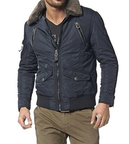 Preisvergleich Produktbild Nagano Herren Winterjacke Winter Jacke blau XL