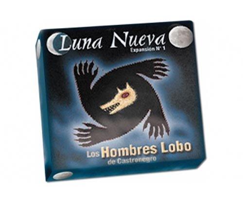 Hombres Lobo de Castronegro Exp 1: Luna Nueva