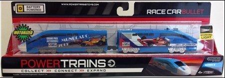 Power Train Motorized Train Engine Set Wave 2 - Race Car Bullet