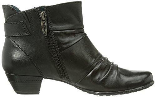 Tamaris 25304 Damen Kurzschaft Stiefel Schwarz (Black 001)