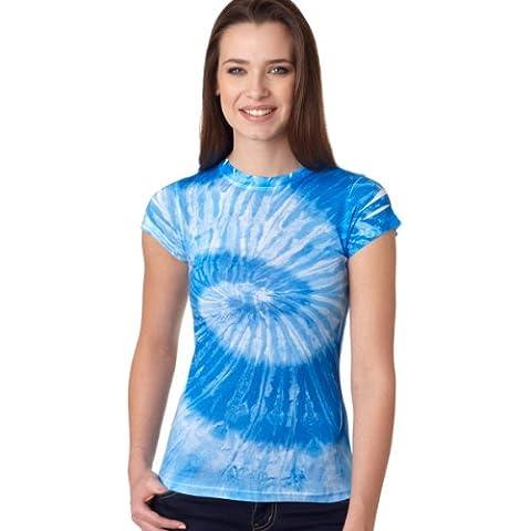 Tie-Dye Juniors'100% , in poliestere, sistema di gestione dell'umidità