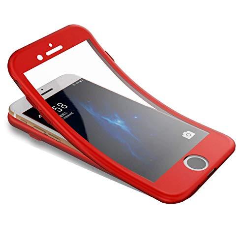 YSIMEE Compatibile con Cover iPhone 7 8Conchiglia Modello