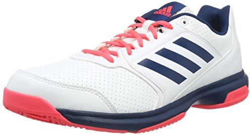 adidas Adizero Attack, Chaussures de Tennis Homme Blanc