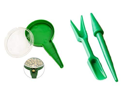 PICCOLI MONELLI Seminiermaschine für Gemüse und Frühstück und Gemüse CF 3 Stück