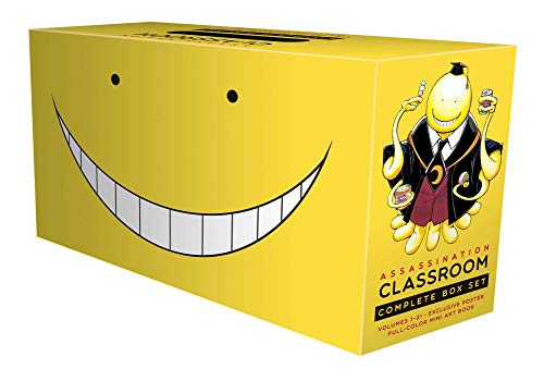 Assassination Classroom Complete Set