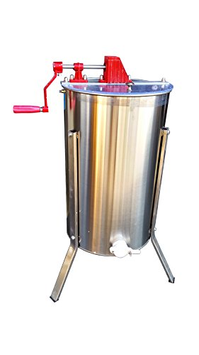 Hardin Professional 3 Frame Manual Honey Extractor 2