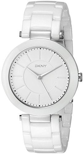 DKNY Women's NY2291 Stanhope White Watch
