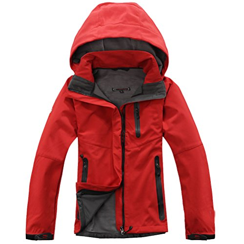 Laixing Alta qualità Buena Calidad Hot Outdoor Waterproof Breathable Mountaineering Hoodies For Womens Jackets 1122