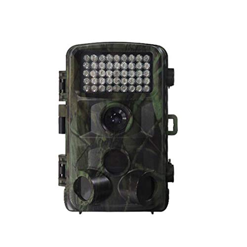 "BTSSA 65ft/20m IP56 Wasserdicht für Wildlife Animal Scouting Digital Surveillance 12MP 1080P 2.4""LCD Game & Hunting Camera mit 42pcs IR-LEDs Infrared Night Vision bis"