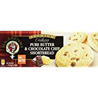 Mac Andrews Premium Galletas con Chocolate y Mantequilla - 150 g