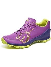 Icebug - Zapatillas para deportes de exterior de Material Sintético para mujer Multicolor Dahlia - Grape