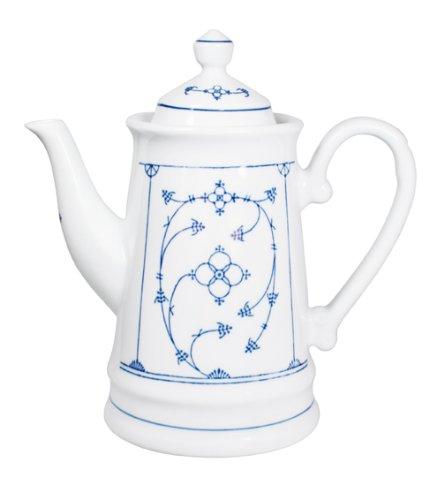 Kahla 411105A75056H Blau Saks Kaffeekanne, 1.30 L
