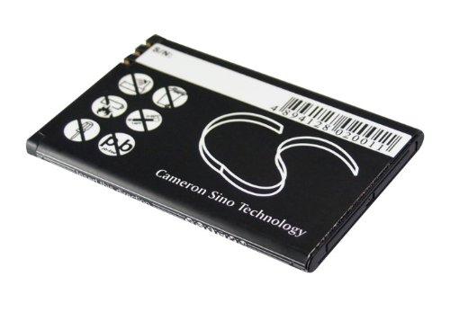 Schwarz Handy Akku 1500mAh für Nokia BP-4L /Nokia E90 E61i E71 E90i N810 N97 E63 E71x E90 Communicator N810 Internet Tablet E55 E52 E72