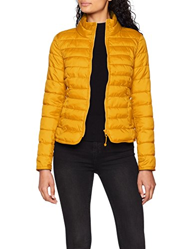 Only Onltahoe Jacket Otw Chaqueta, Amarillo Golden Yellow, 36 (Talla del Fabricante: X-Small) para Mujer