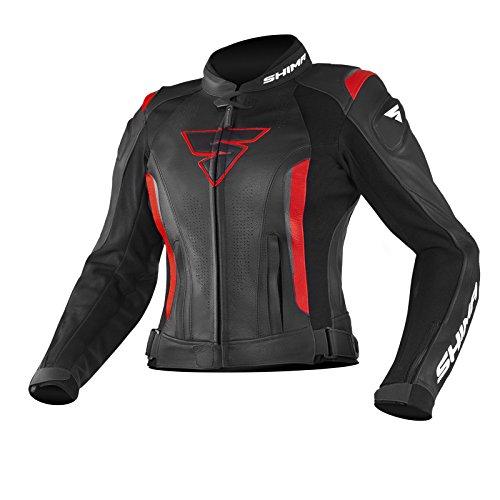 Shima Miura - Chaqueta para motociclismo con armazón protector, deportiva, para mujer,...
