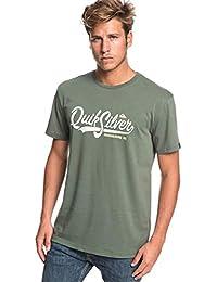 a2e8f564 Quiksilver Quik Pool Camiseta de Manga Corta, Hombre