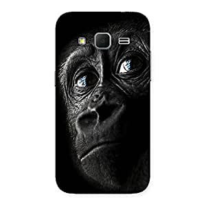 NEO WORLD Remarkable King Kong Blue Eyes Back Case Cover for Galaxy Core Prime