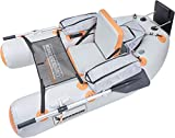 Sparrow Float Tube Expedition 180 - Gris/Orange - 180 x 110, 12.5, 200