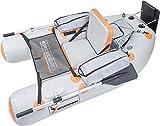 Sparrow Float Tube Expedition 180 - Gris/Orange - 180 x 110, 12.5, 200