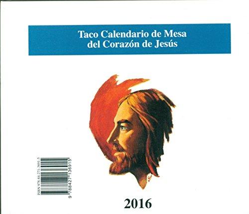 Taco Mesa 2016. Corazón De Jesús (Con Soporte) (Corazon De Jesus 2016)