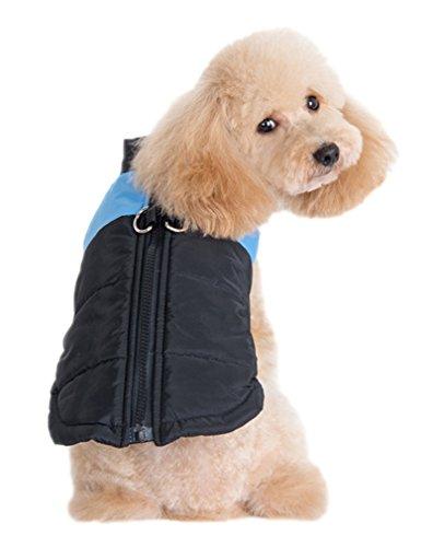 Hundemantel Hundejacke Wasserdichte Warm Winterjacke Regenmantel Hundeweste Haustier Kostüm Hundbekleidung Windproof Ski Pet Dog Coat Wintermantel (Krank Kostüme)