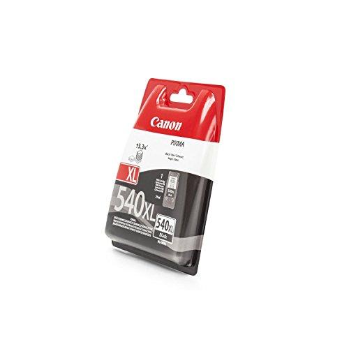 Original Canon 5222B005 / PG-540XL, für Pixma MG 4200 Series Premium Drucker-Patrone, Schwarz, 21 ml