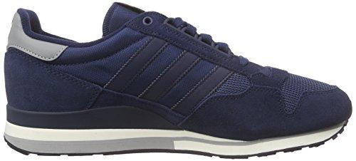 adidas Herren Zx 500 Og Sneakers Blau (Collegiate Navy/Off White/Mgh Solid Grey)