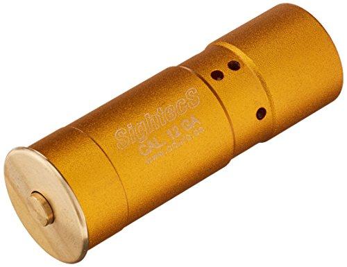 EUROHUNT Unisex- Erwachsene Laserpatrone Lasertester Kaliber 12 GA
