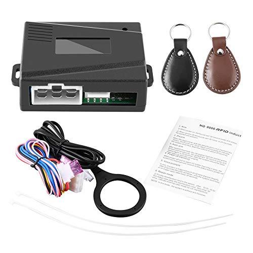 Mouchao Automotor Push-Start-Stop-Taste RFID-Sperre Zündung Keyless Entry System