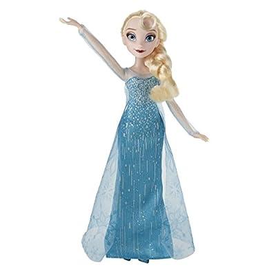 Disney Frozen B5162 - Muñeca clásica de Elsa Fashion por Hasbro Spain