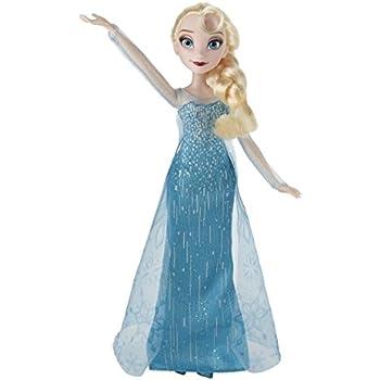 Disney Frozen Sparkle Elsa Fashion Doll Uk