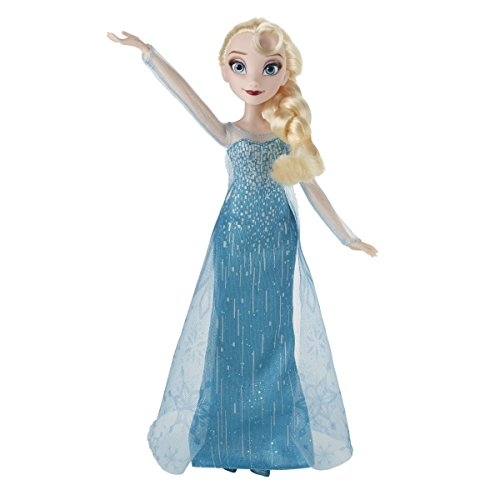 Hasbro Disney Reine Des Neiges - B5162 - Frozen - Elsa Poussière D'Etoiles