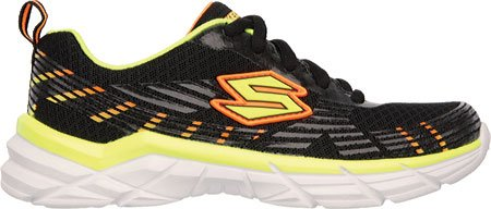 Skechers (SKEES) Jungen Rive-Seize Funktionsschuh Black/Yellow