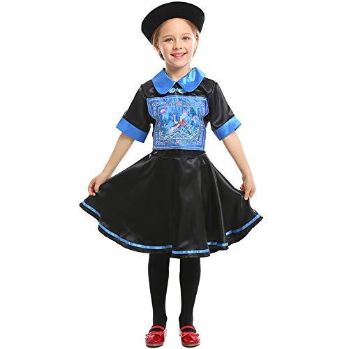 Kleinkind Märchen Klassiker Kostüm - MAATCHH-TGKT Halloween Kostüm- Mädchen Halloween Zombie