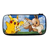 "Hori Custodia Rigida Switch ""Let's Go Pikachu/Eevee"" - Nintendo Switch"
