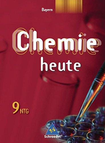 Chemie heute SI - Ausgabe 2006 für Bayern / naturwissenschaftlicher Zweig: Schülerband 9