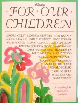 For Our Children: A Book to Benefit the Pediatric AIDS Foundation by Jan Brett (1991-08-02)
